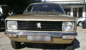Peugeot 104 cheio