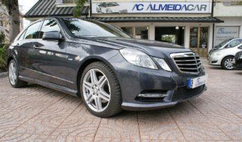 Mercedes-Benz E 250 CDI AMG 7G-Tronic cheio