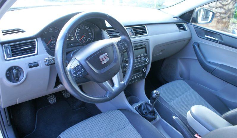 Seat Toledo 1.6 TDi Reference cheio