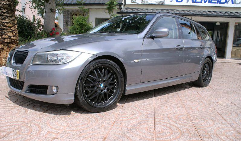 BMW 316 D Touring cheio