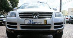 VW Touareg 3.0 TDi V6 Tiptronic