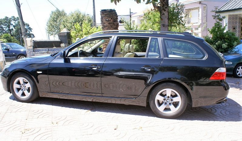 BMW 525 D Touring GPS Tecto Panorâmico cheio