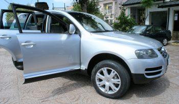 VW Touareg 3.0 TDi V6 Tiptronic cheio