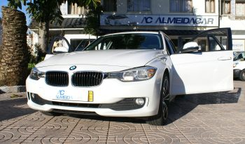 BMW 318 d Touring Line Sport cheio