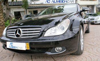 Mercedes-Benz CLS 350 Nacional 272cv Reservado