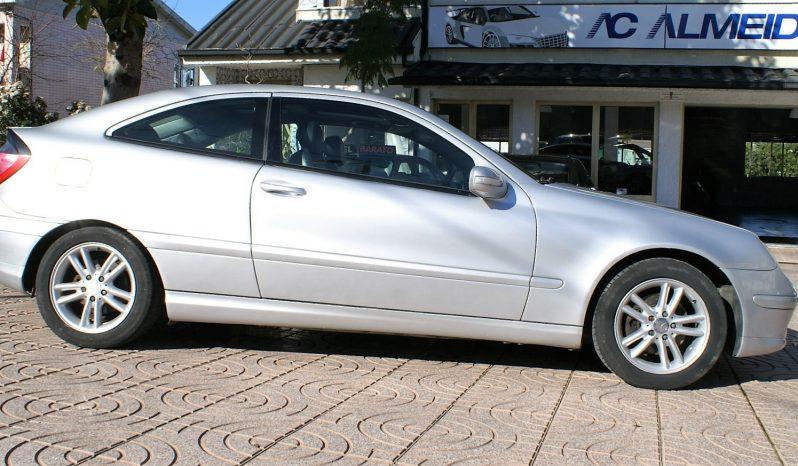 Mercedes Benz SportCoupé 220 CDI Evolution cheio