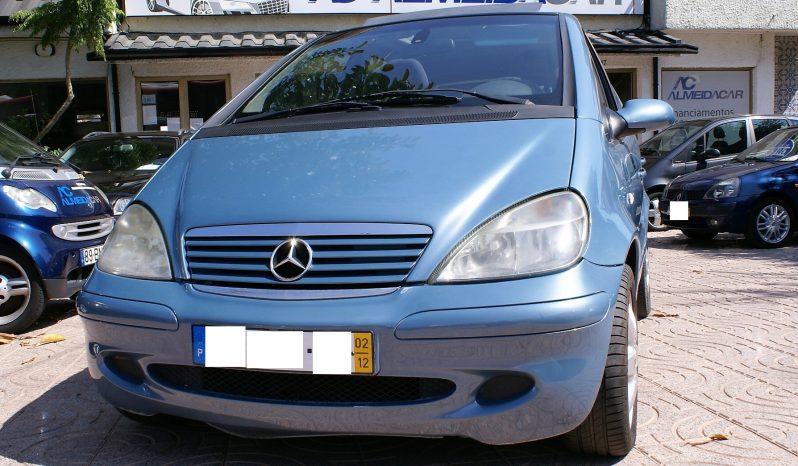 Mercedes-Benz A 170 CDI Elegance cheio