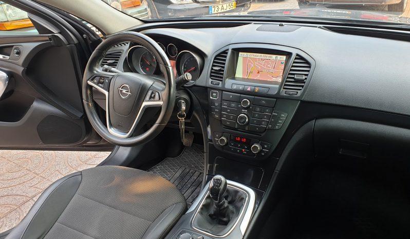 Opel Insignia Sports Tourer 2.0 CDTi Sport S/S cheio