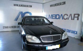 Mercedes-Benz S 400 CDI Nacional 250cv