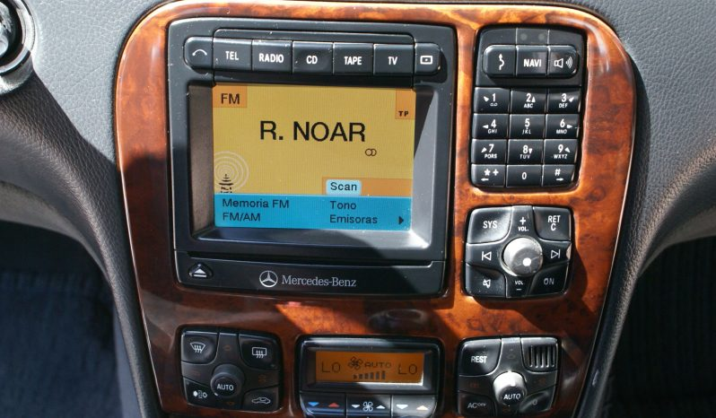 Mercedes-Benz S 400 CDI Nacional 250cv cheio