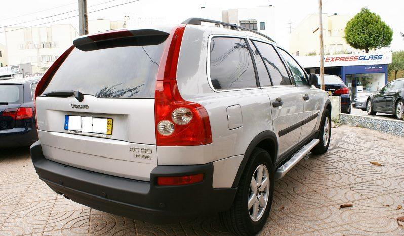 Volvo XC 90 2.4 D5 7L Nivel 2 Auto. cheio