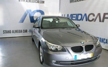 BMW 520 dA Touring Nacional 177cv