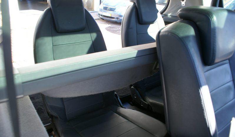 Renault Grand Scénic 1.5 DCi Luxe Privilége cheio