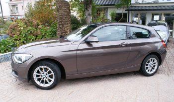 BMW 120 D Line Sport cheio