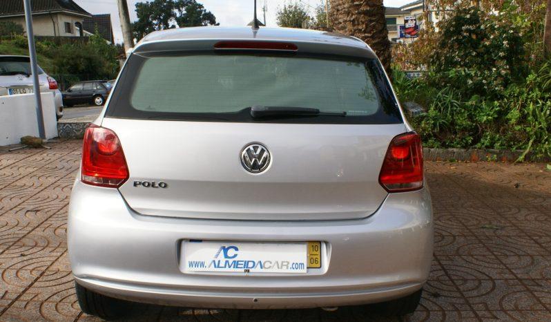 VW Polo 1.2 Trendline Pack cheio