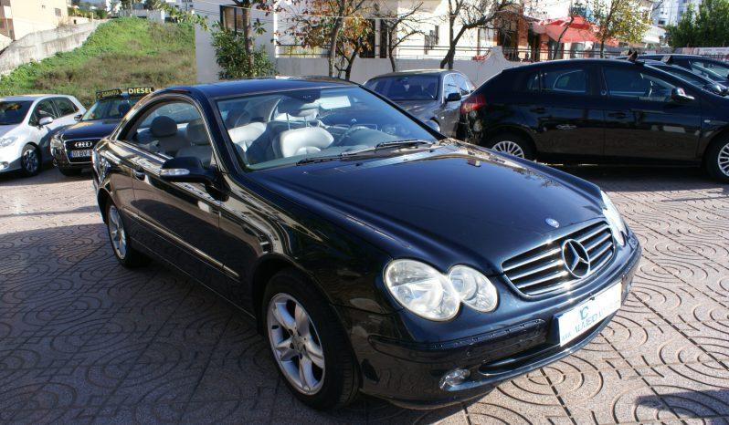 Mercedes-Benz CLK 200 Coupé  Kompressor Avantgarde cheio