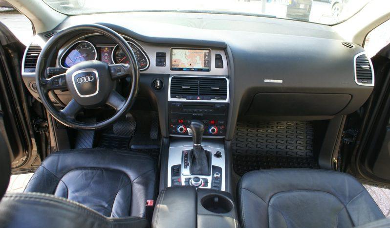 Audi Q7 4.2 FSi V8 Quattro S-Line cheio