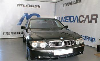 BMW 740 dA
