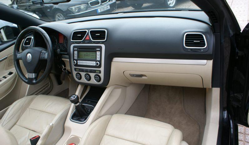VW EOS 1.6 FSI TOP cheio