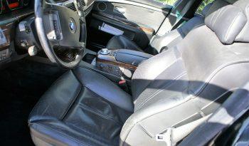 BMW 740 dA cheio