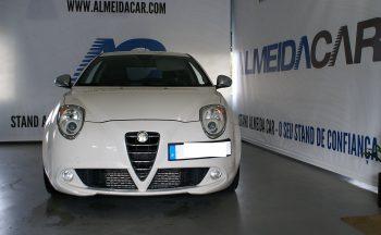 Alfa Romeo Mito 1.6 JTDM Distinctive