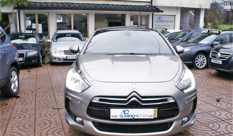 Citroen DS5 2.0 HDI Hybrid4 SO CHIC RESERVADO cheio