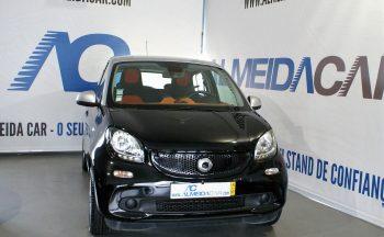 Smart ForFour 1.0 Auto Passion 71cv