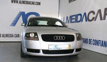 Audi TT Coupé 1.8 Turbo cheio