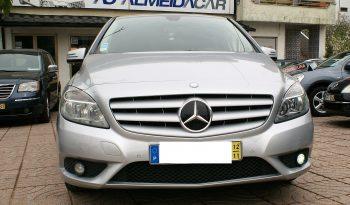 Mercedes-Benz Classe B 180 CDI BlueEfficiency cheio
