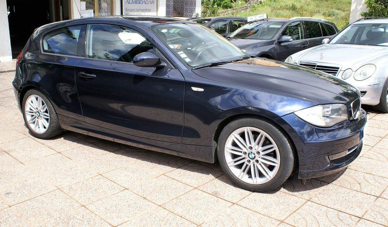 BMW 120 D 177cv cheio